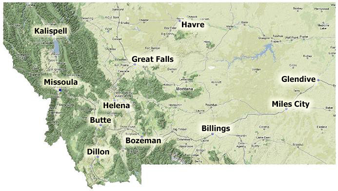 Montana Colleges and Universities